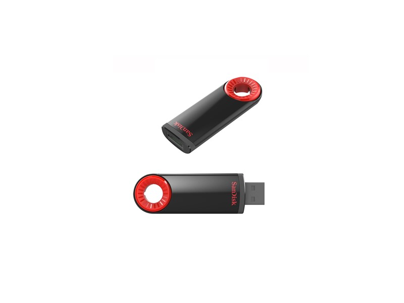 SanDisk CRUZER® DIAL USB FLASH DRIVE 8 GB